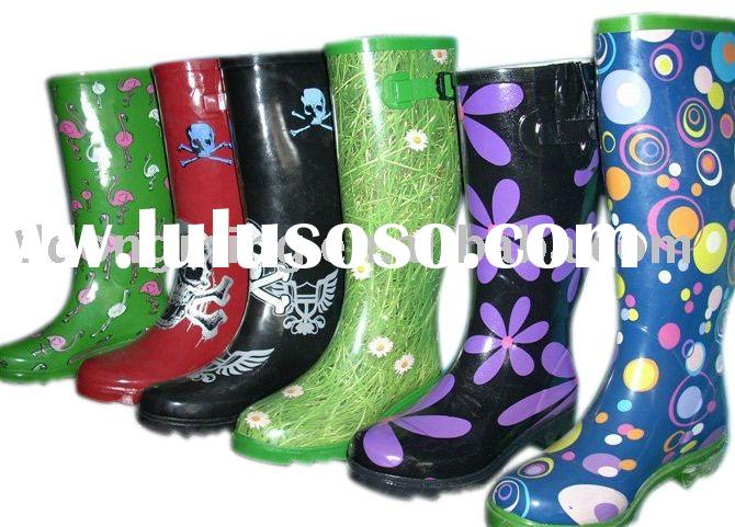 Discount Rain Boots For Women - Yu Boots