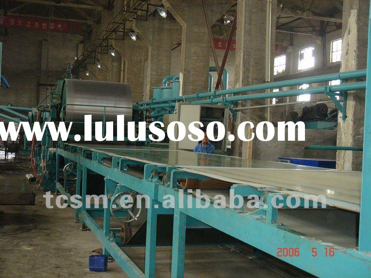 Fiber Cement Board and Calcium Silicate Board Production Line
