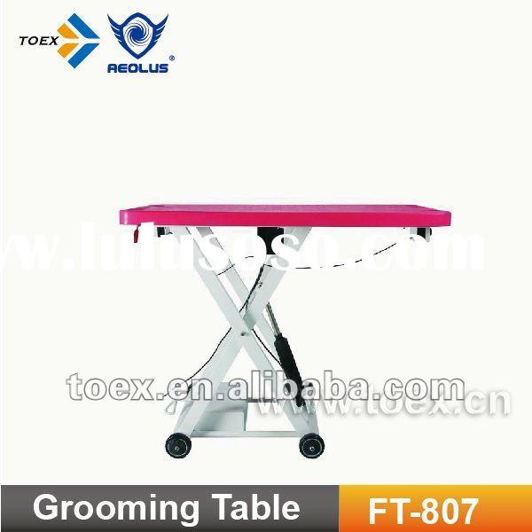 Fiber Glass Top Table for Puppy Dog Grooming FT-807