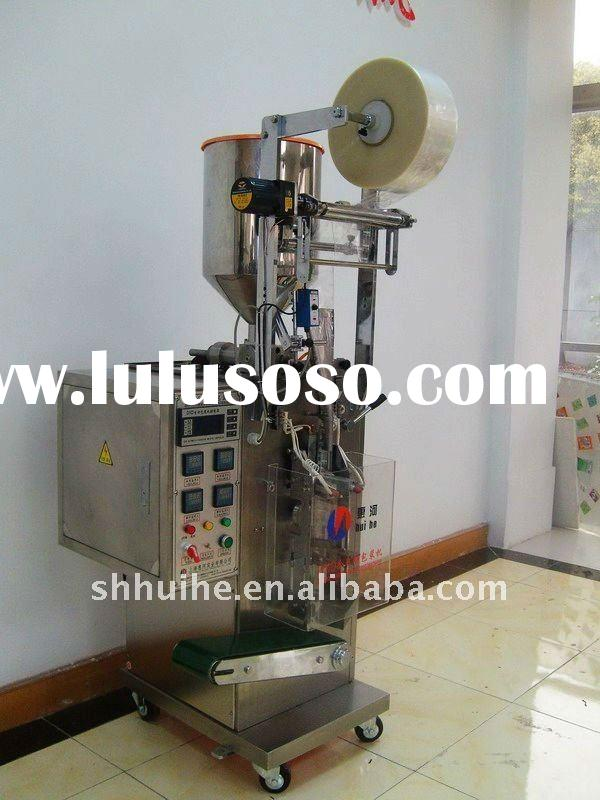 Fruit Jam Packing Machine with three/four side seal