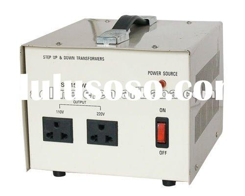 Fully Automatic AC SVC Voltage Stabilizer