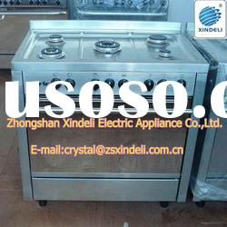 Gas Stove with Oven in Good Price base on High Quality( 90x60 )