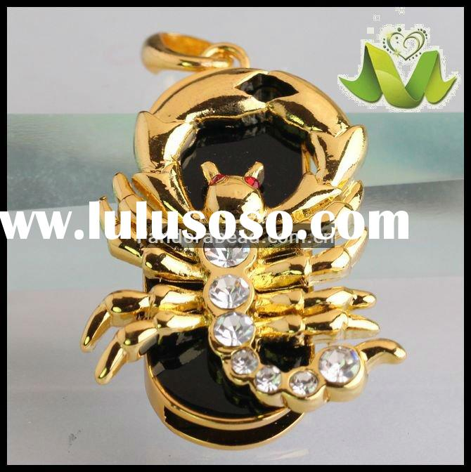 Golden Car accessories, Key chains Accessories,USB Decoration accessories