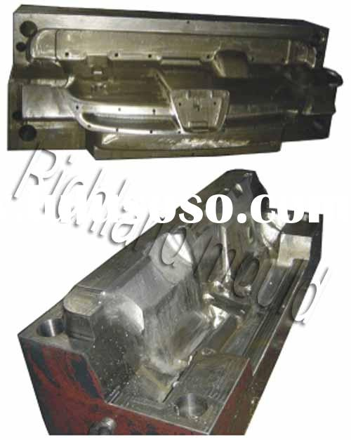 Grill mould, plastic mould, injection mould