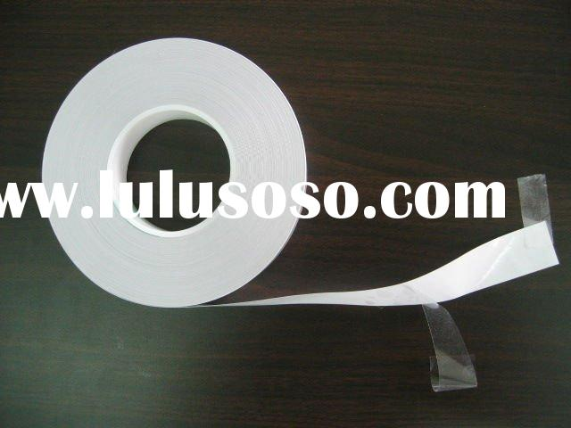 High Tack Residue Free Adhesive Tape With Release Paper