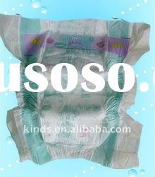 High quality disposable baby diapers with ADL