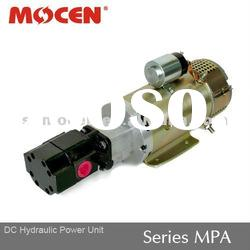 Hydraulic Motor Pump Assembly (Motor Pump Group)