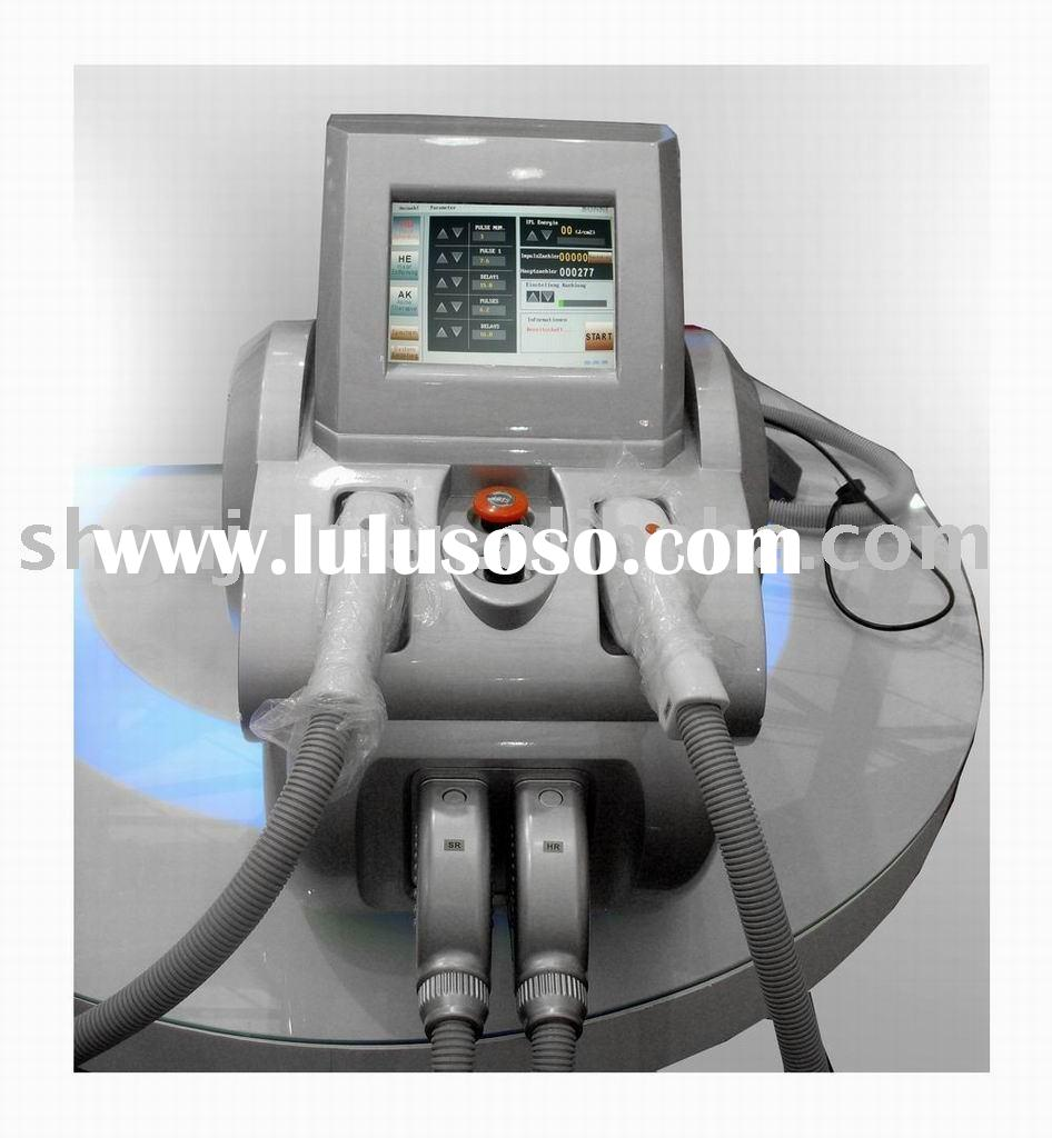 IPL Laser permanent hair removal equipment