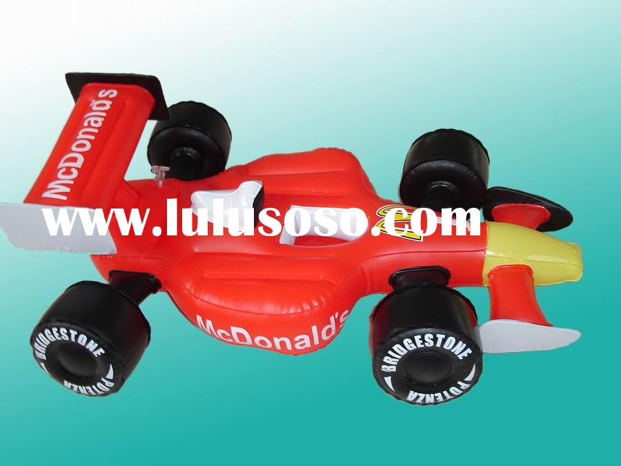 Inflatable Indy Car