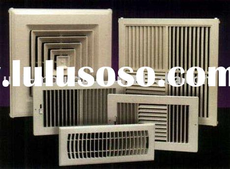 Injection Plastic Air Grille Mould