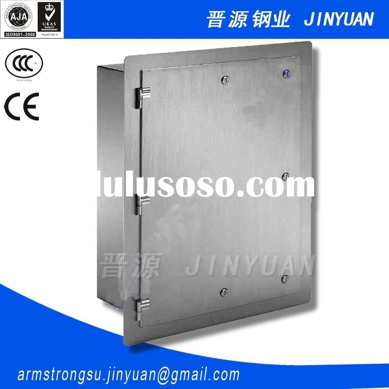 JB1012 wall mounted distribution case wiring connection joint enclosure JINYUAN sheet metal sus 304