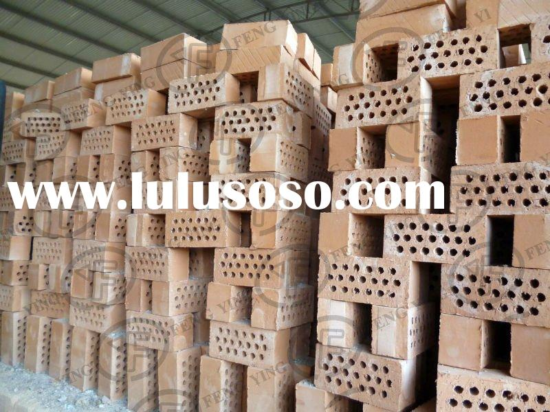 Labor saving!!!Auto clay brick manufacturer,soild clay brick making machine!!!