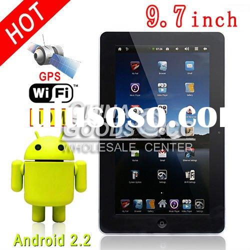 MID Android Smart Pad Google android 2.2 super pad 10 inch touch screen accept paypal
