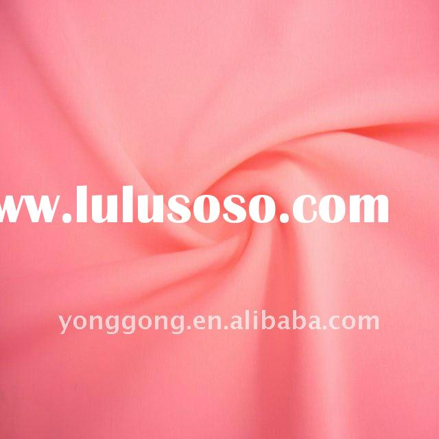 Matte swimwear bikini nylon fabric and Elastic stretch nylon spandex fabric