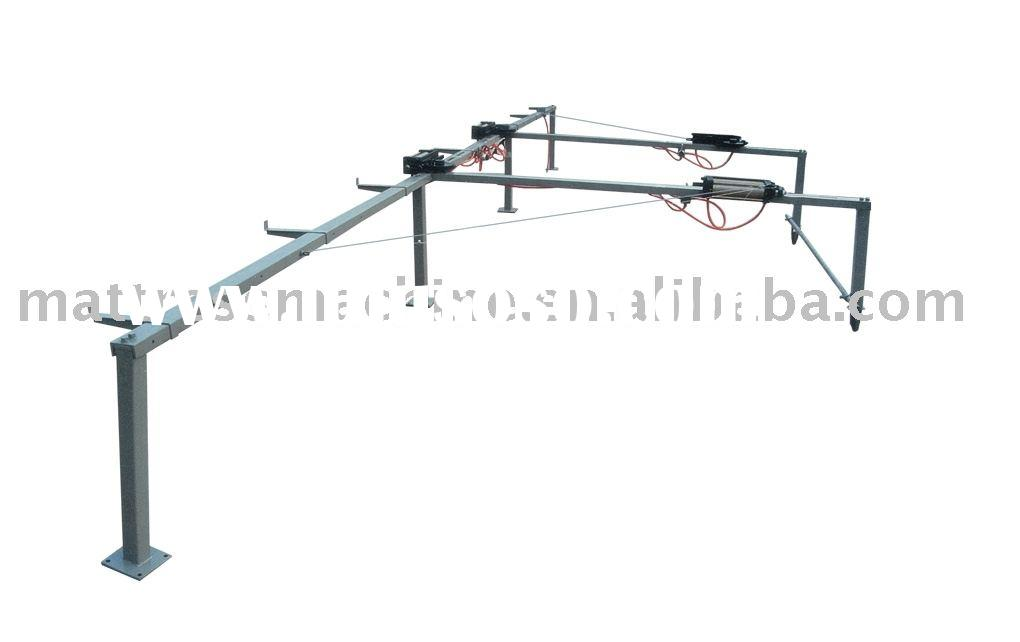 Model ZW-II Pneumatic Wire Bending Machine