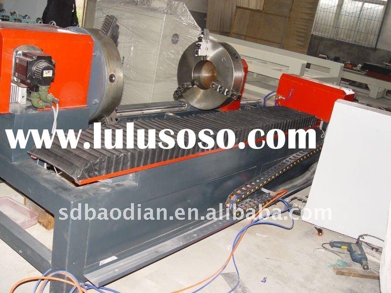 More stable Rotary axis CNC router with good design