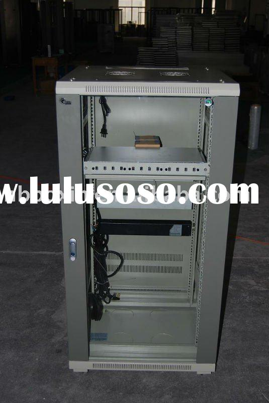 Network Cabinet/Server Cabinet,doors,wheels,steel material,indoor cabinet