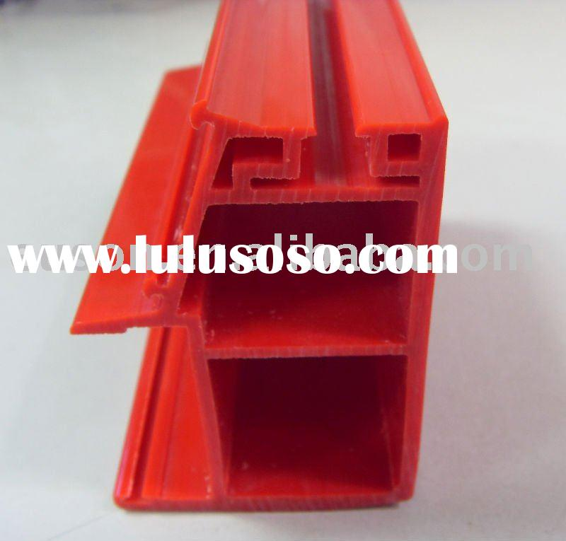 PVC/Plastic Extrusion Profile for Cooler Frame