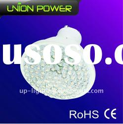 Plastic 94LED MR16 3x1W 4x1W 5X1W 60LED High Power Aluminum Plastic LED Lamp/LED CUP/GU10 LED Light