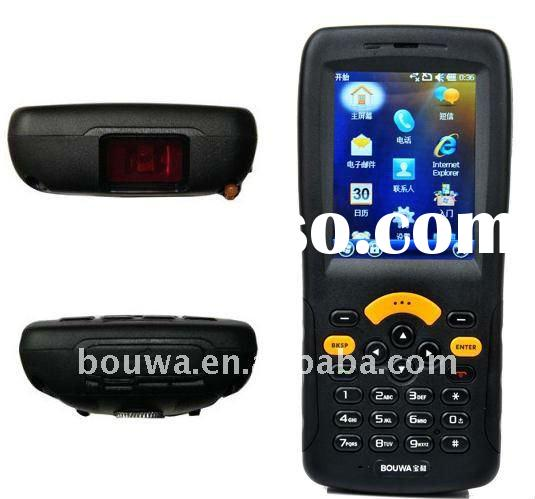 Portable Programmable 2D Barcode Scanner with Windows Mobile SDK