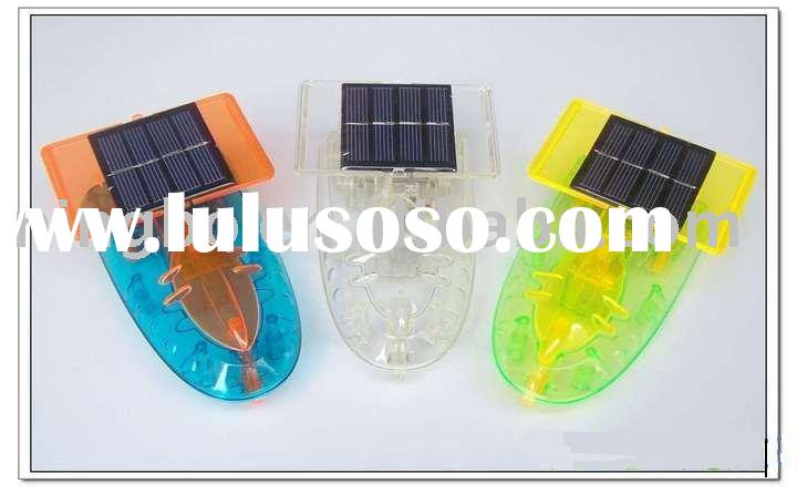 Solar Spacecraft - Education DIY solar toy kit