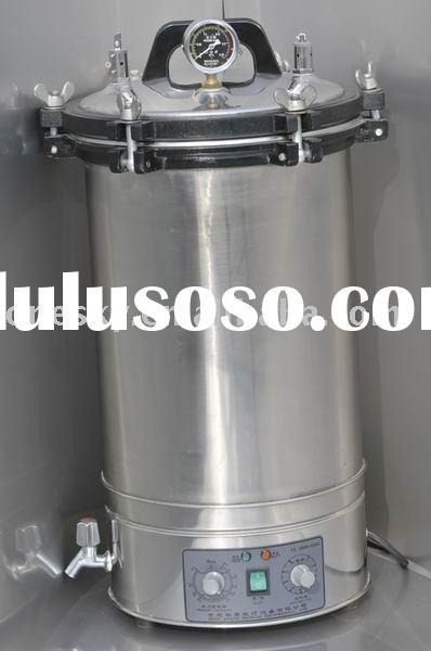 Table Type Pressure Steam Sterilizer autoclave for sterilization