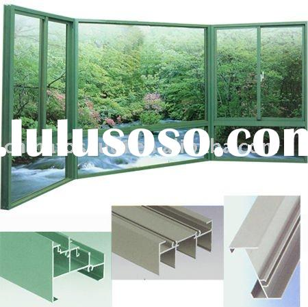 Top quality aluminum window and door aluminum wndow aluminuwm door window