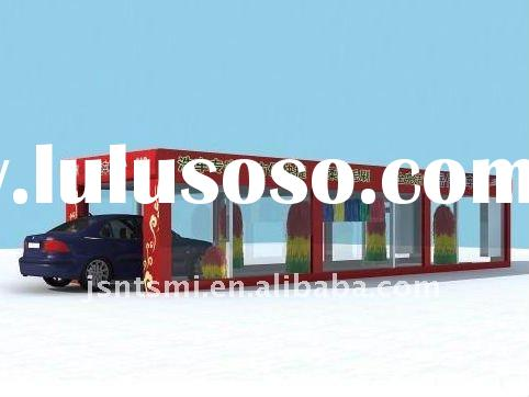 Tunnel Type SMC (B) car wash machine for automobile