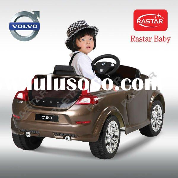Volvo C30 kids battery ride on toy car