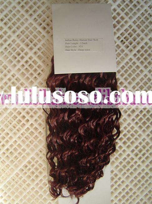 #33 Remy hair weave wholesale
