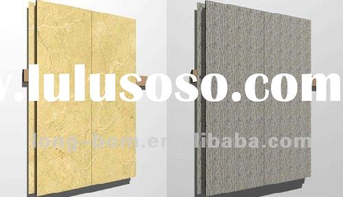 aluminium composite panel for cladding facade decoration