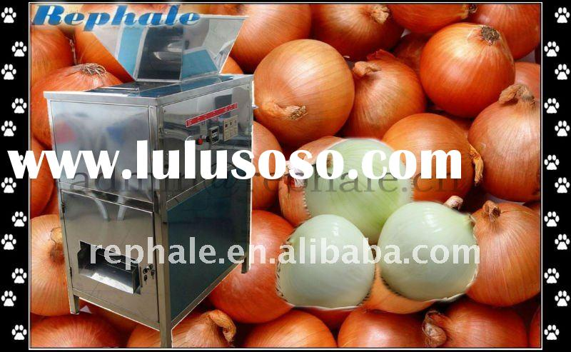 automatic onion peeling machine100 piece/min,160 piece/min
