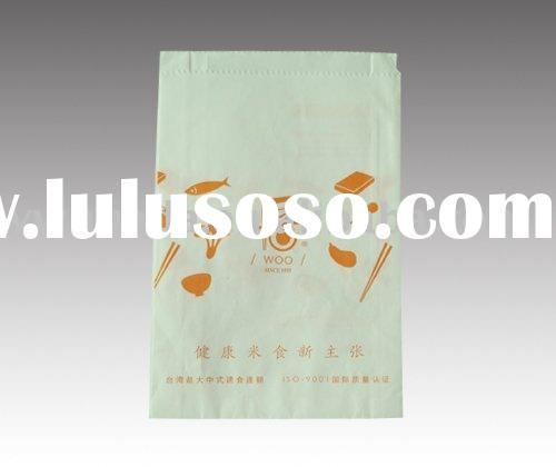 bread packaging paper food bags