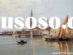 canvas paintings designs,venice oil painting,home decorative items