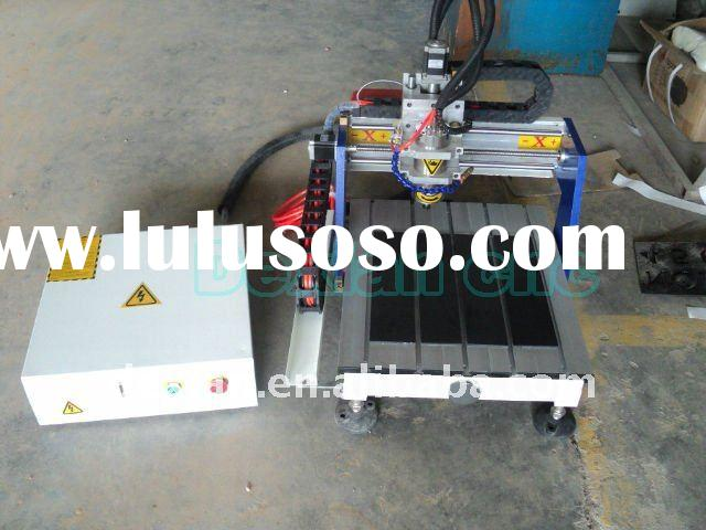 cnc router kit DX-6090 (Z:100mm) with factory price,PCB milling,metal engraving,220V/110V,cnc 6090 r
