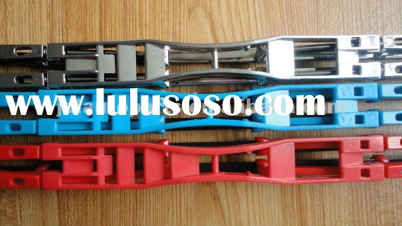 colored Double windshield wiper blade
