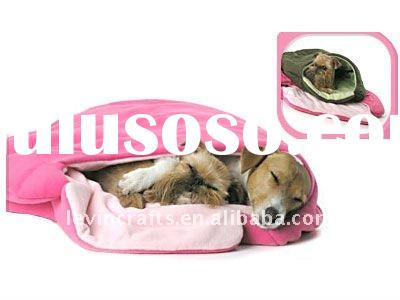 cozy warm pet/dog sleeping bag