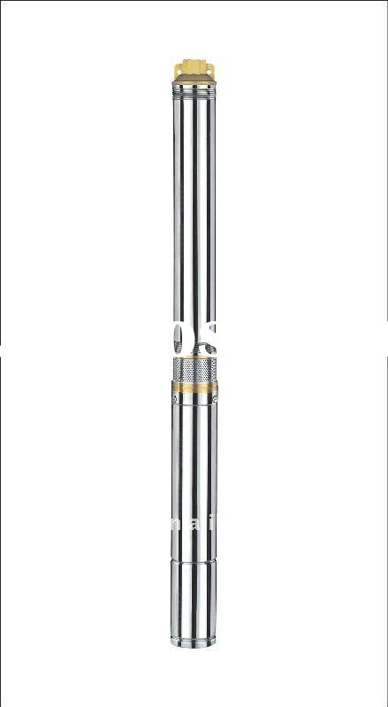 deep-well borehole multistage centrifugal submersible pump