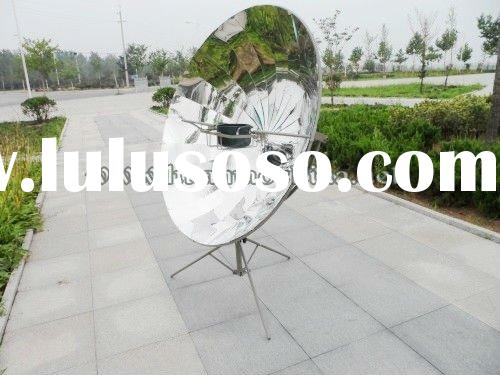 durable solar cooker,parabolic solar cooker,non pressure solar collector
