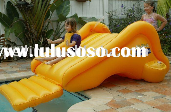 fabulous inflatable small water slide at low price