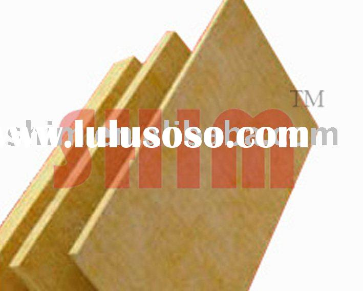 fireproof thermal insulation mineral wool material