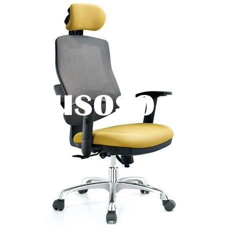 high back modern mesh office chair with headrest RF-M060A