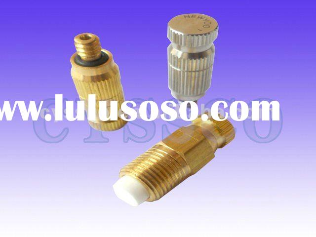 high pressure brass sprayer nozzle