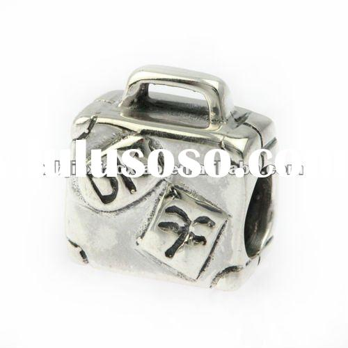 hot sale : 925 Sterling Silver bead and bracelet used pandora bead charm