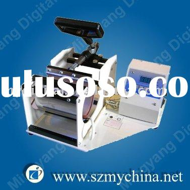hot sale horizontal mug heat press machine