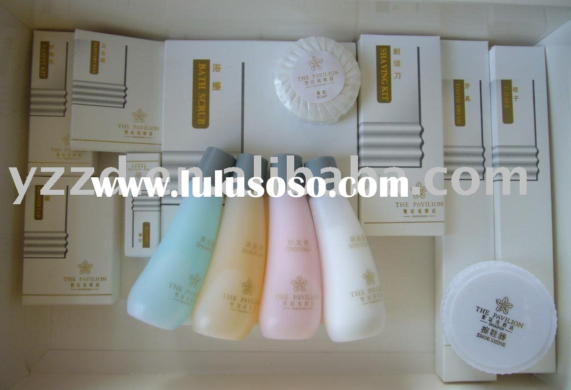 hotel amenities,guest room amenities,disposable amenities