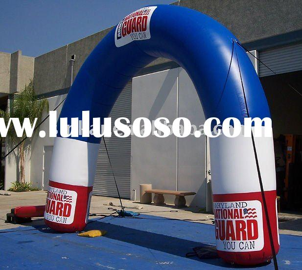 inflatable arch/inflatable advertising products/inflatables