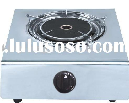 infrared gas stove,gas cooker