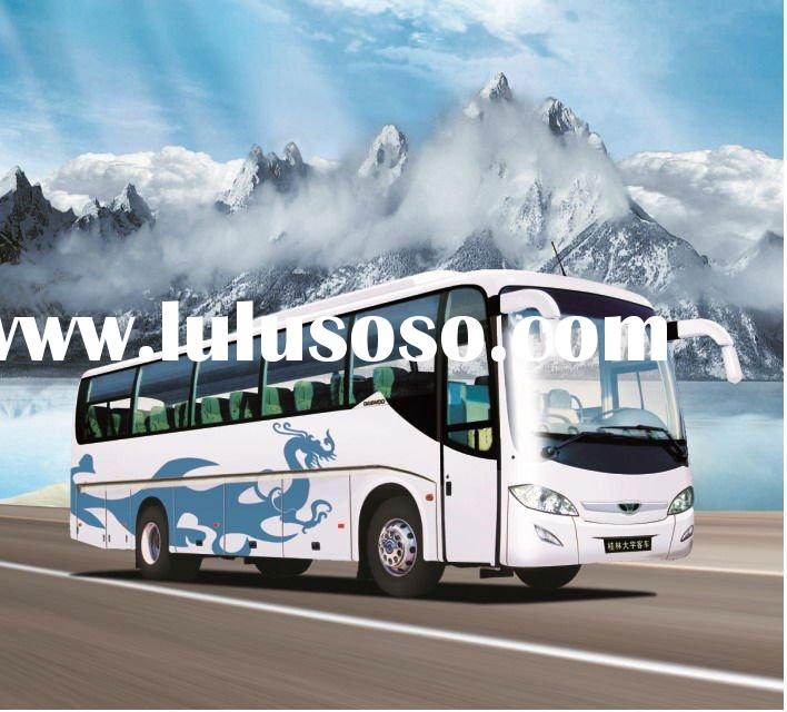 korea deawoo new design GDW6119H luxury bus