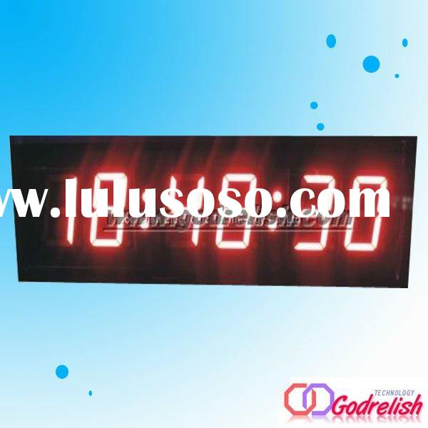 Led Clock,digital Clock,wall Clock,led Digital Wall Clock